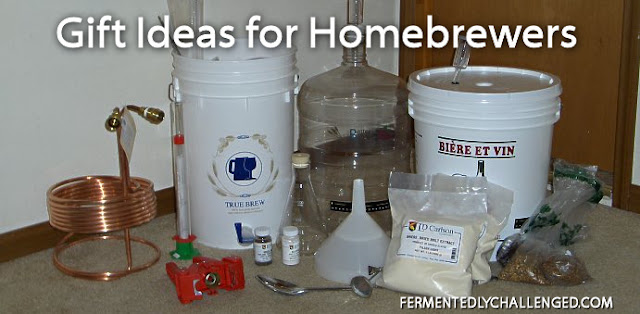 Holiday Gift Ideas for Homebrewers