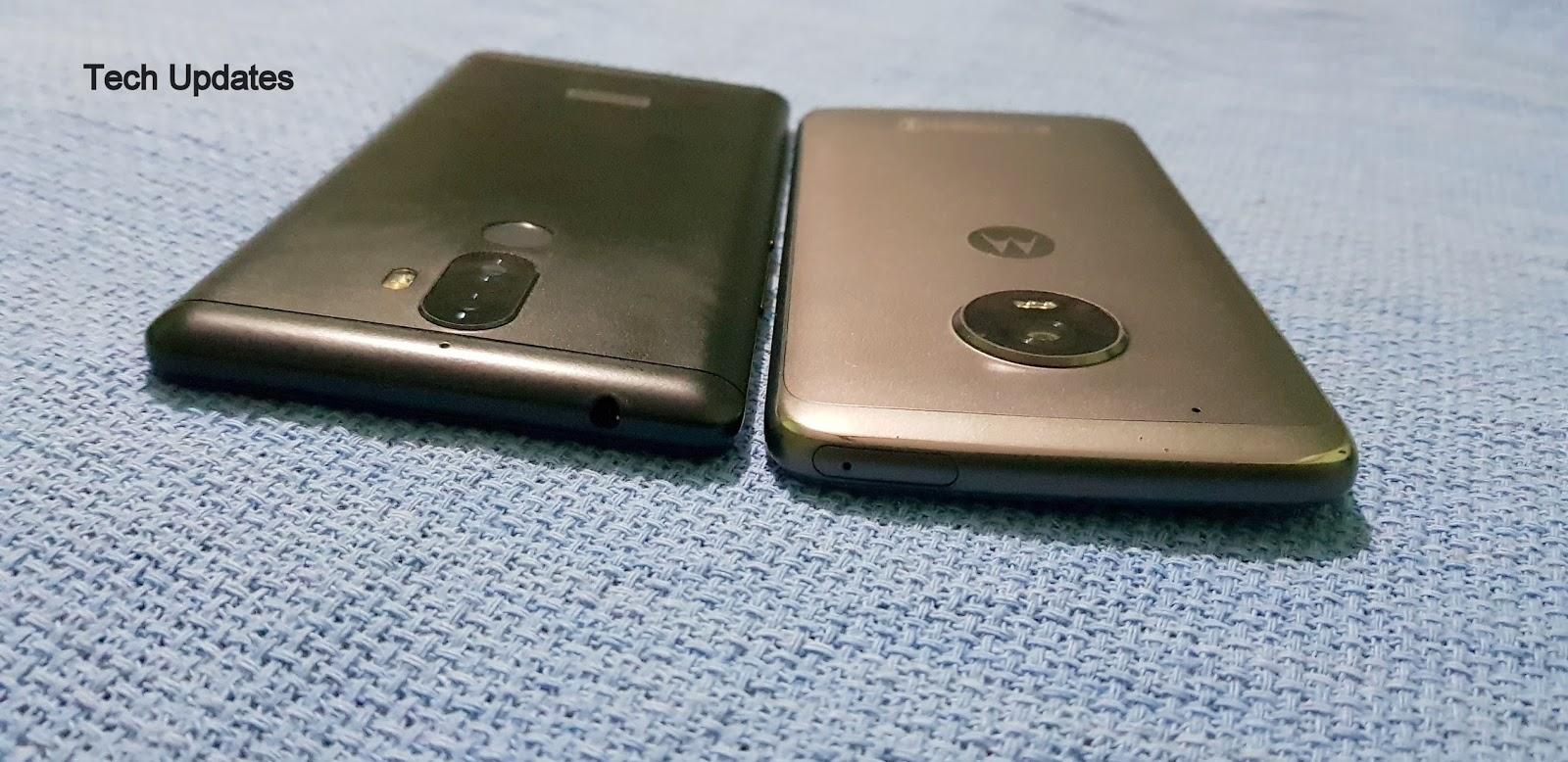 Lenovo K8 Note vs Moto G5 Plus : Price,Specs, Features