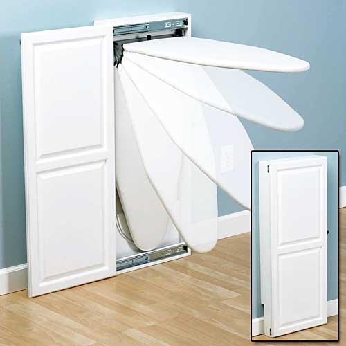 AM Dolce Vita: Wall Mounted Ironing Board Cabinet