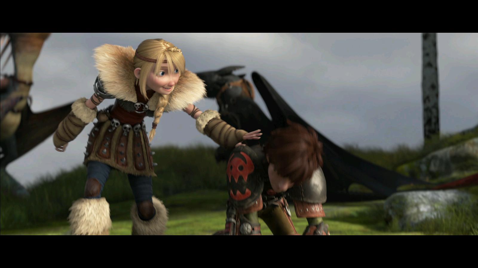 Como Entrenar a Tu Dragon 2 (2014) 3D 1080p BD25 1