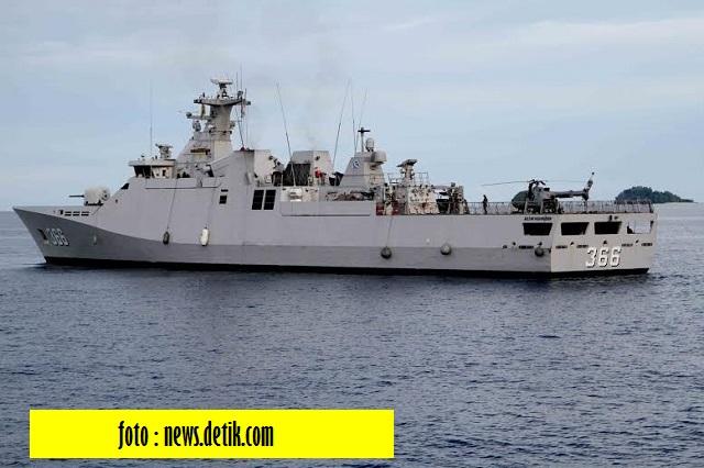 KRI Sultan Hasanuddin - Blog Mas Hendra