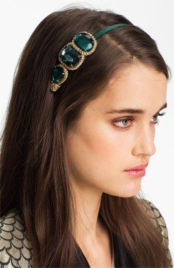 Accesorios para el cabello de mujer de invierno de punto