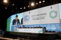 COP 24*Katowice (Image Credit: UN Climate Change/Flickr/CC BY-NC-SA 2.0) Click to Enlarge.