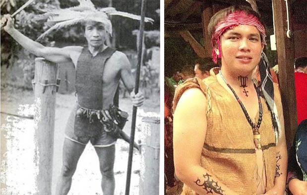 Pakaian Adat Kalimantan Tengah, Nama
