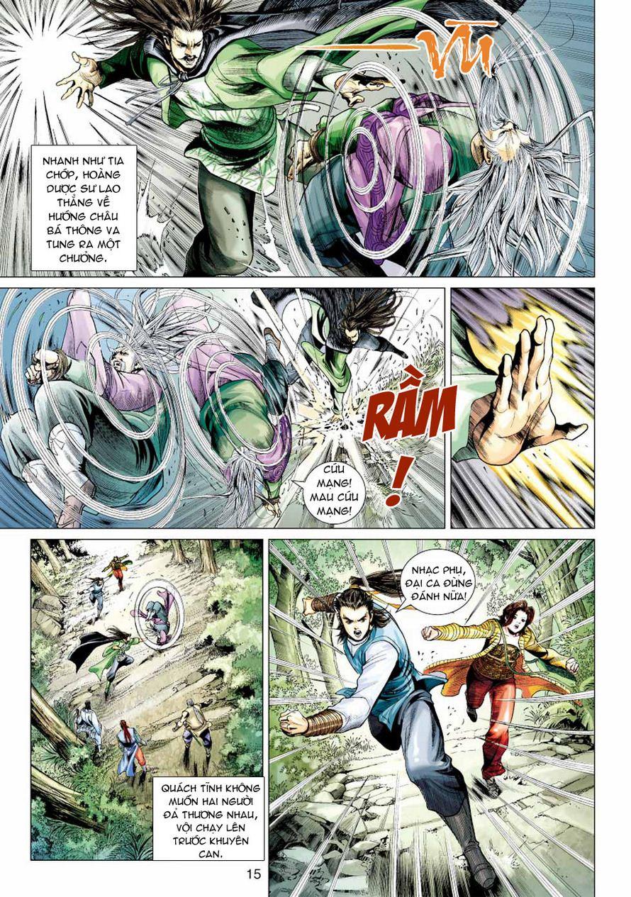 Anh Hùng Xạ Điêu anh hùng xạ đêu chap 49 trang 15