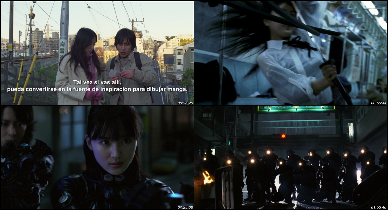 Gantz: Perfect Answer 2011