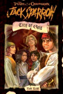 Jack Sparrow 7: City of Gold PDF Download
