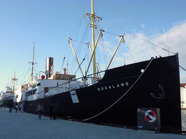 Rogaland en el puerto de Stavanger (@mibaulviajero)