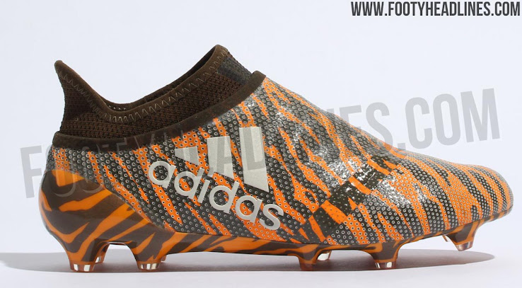 pretty nice 2d18c 38300 This image shows the Adidas X 17+ boots from the Lone Hunter pack.
