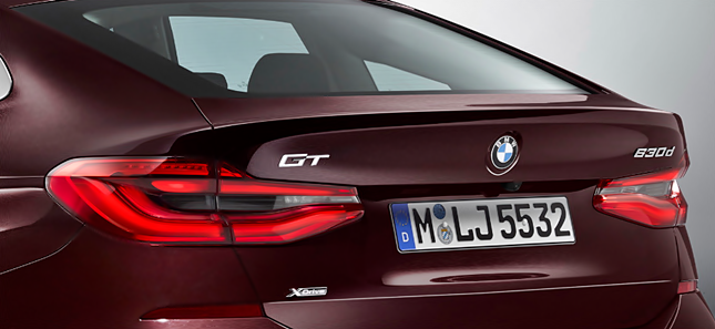 New 2018 BMW 6 Series Gran Turismo