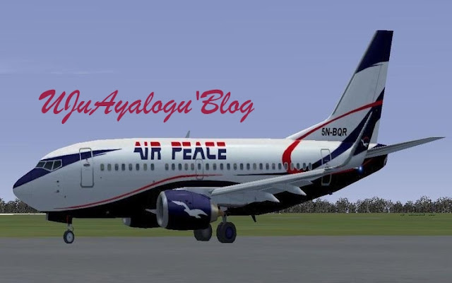 Air Peace Aircraft Collide At Lagos Airport
