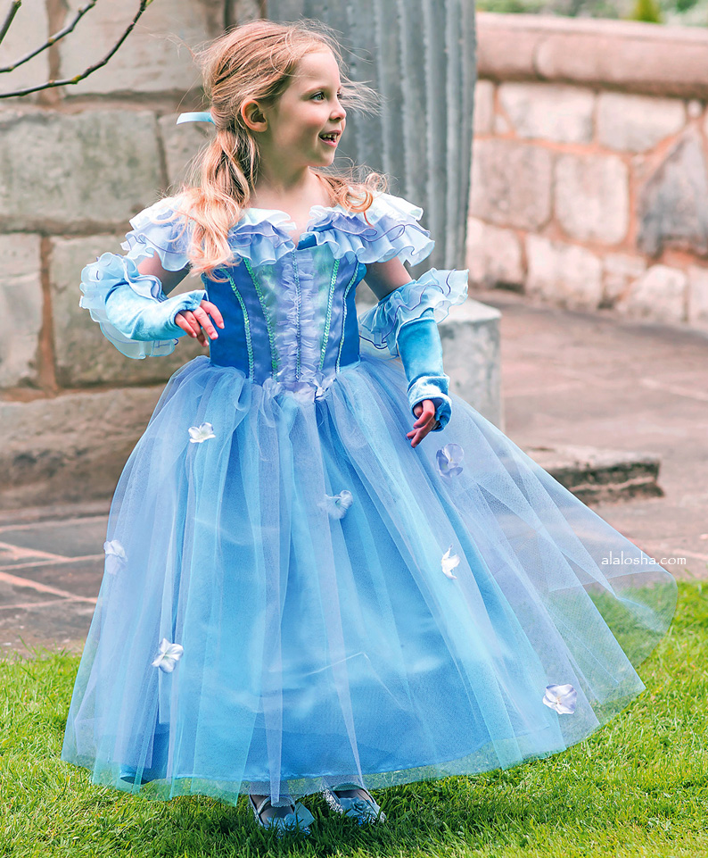Child Wedding Dress Costume 9 Fancy Must Have of the