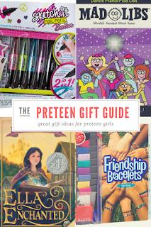 Preteen girl gift guide