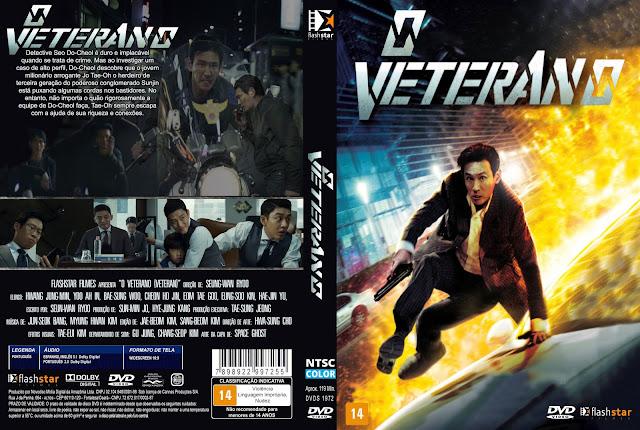 Capa DVD O Veterano