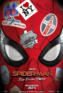 Spider-Man: Far From Home - Poster & Trailer