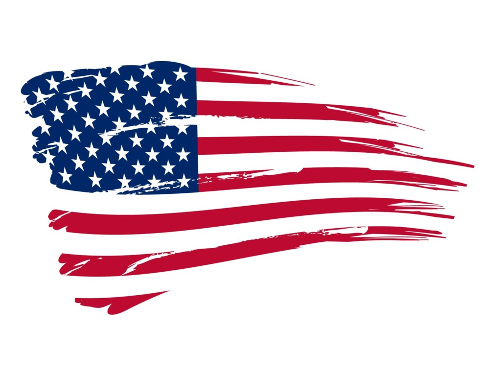 free download flag day powerpoint backgrounds