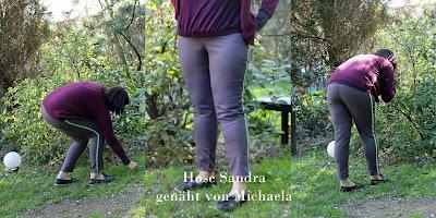 Schnittmuster Boerlinerin - Hose SANDRA Gr. 42 - 56
