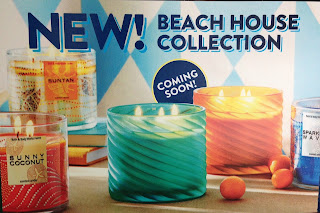 Bath & Body Works | Beach House Collection | May 2016