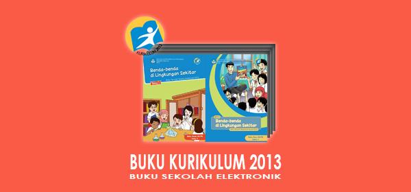 Buku Kurikulum 2013 Kelas 5 SD Semester 1 dan 2