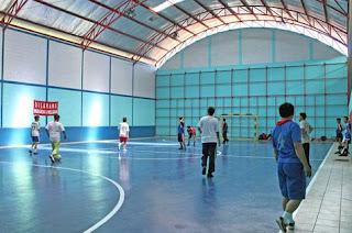 Kontraktor Pembuat Lapangan Olahraga Futsal Tenis Badminton Basket Volley Profesional
