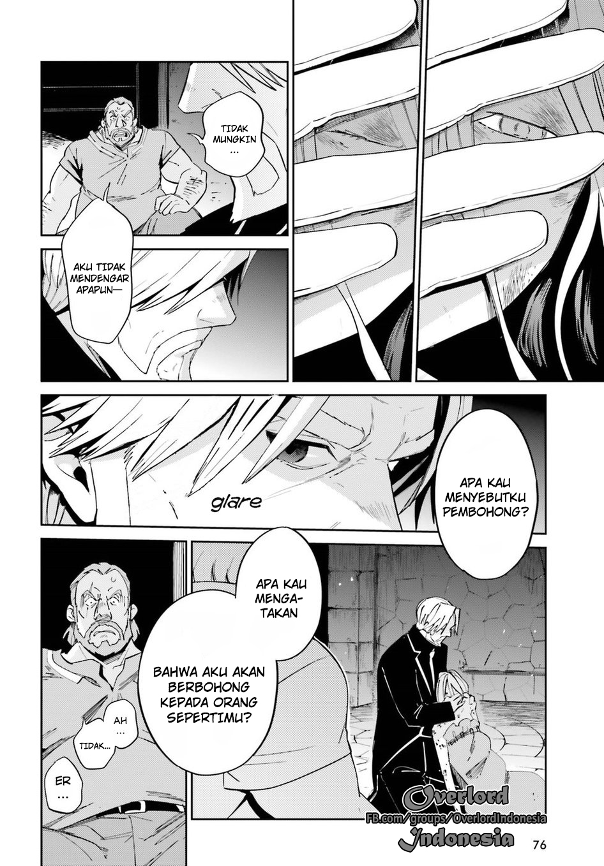 Manga Overlord chapter 32 Bahasa Indonesia