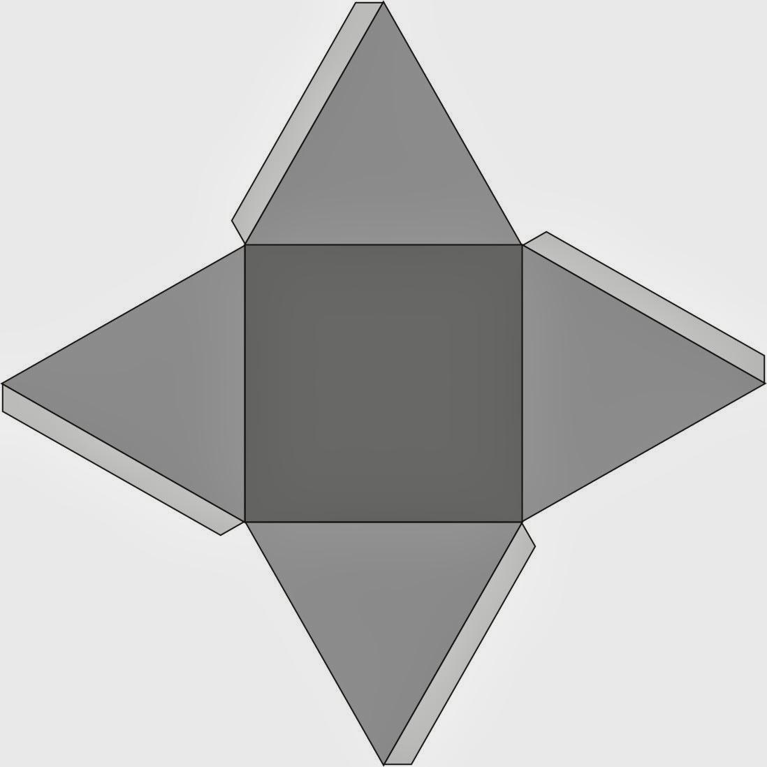 Como Hacer Una Piramide Imagui