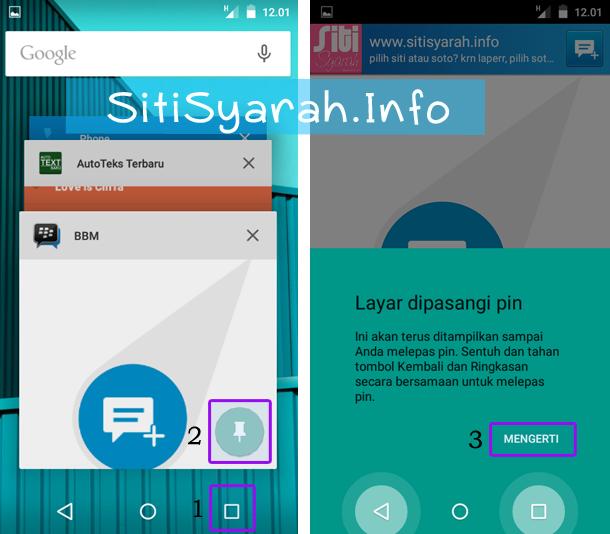 Fitur terbaru Android Lollipop 2015