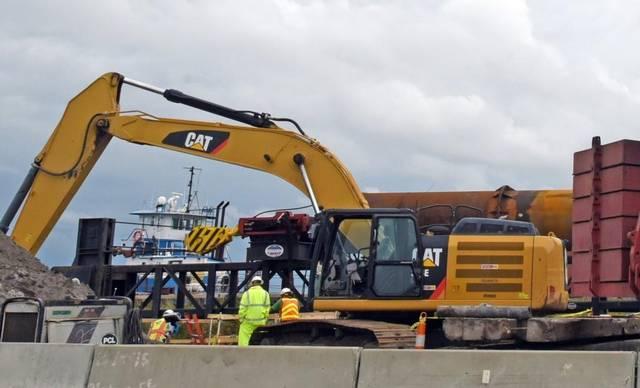 MEC&F Expert Engineers : BUMMER AT THE BONNER BRIDGE: Thousands