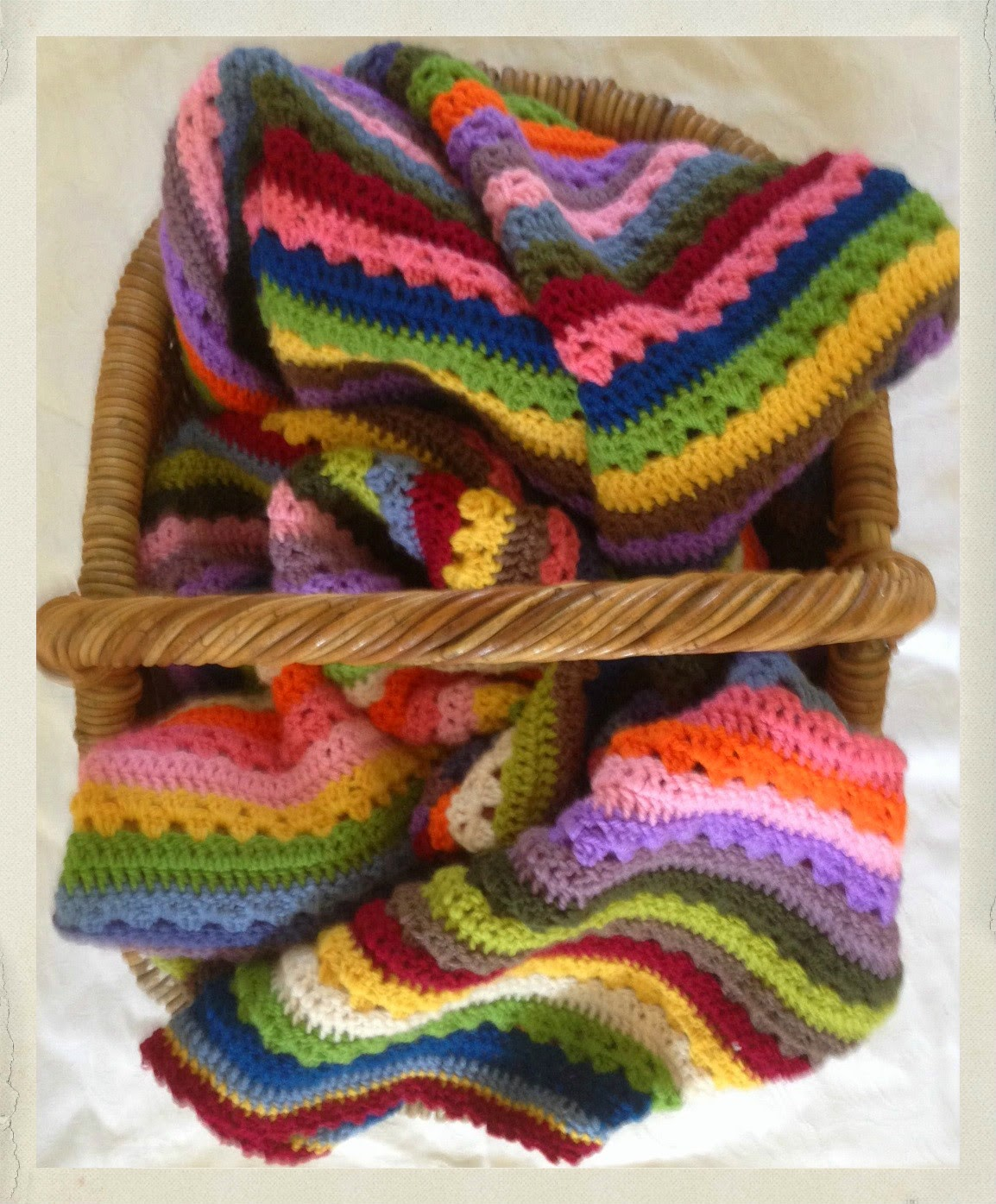 Cosy Cal Blanket Threadbare Creations