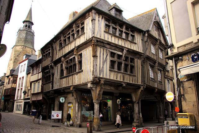 Dinan. Bretaña francesa