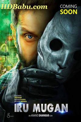 Iru Mugan Hindi Dubbed Full Movie Download