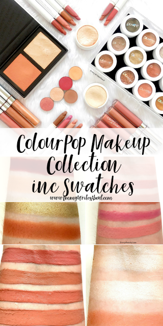 ColourPop Makeup