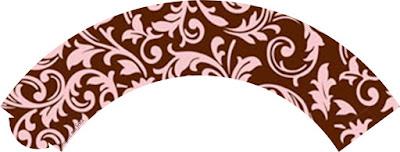 Bella Osita: Wrappers y Toppers para Cupcakes para Imprimir Gratis.
