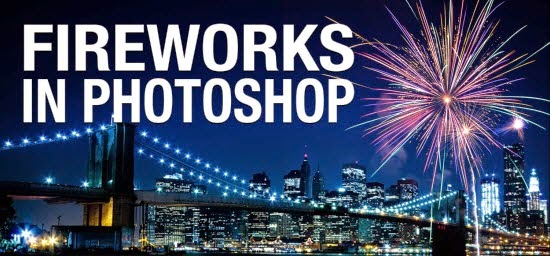 25 Creative Photoshop Photo Effects Tutorials (Firework)