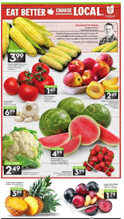 Sobeys Weekly Flyer August 25 - 31