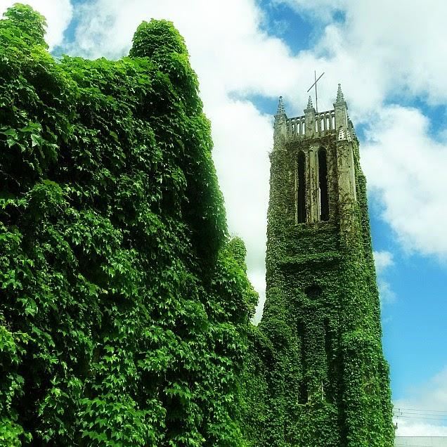 Catedral Anglicana: a Igreja Cabeluda