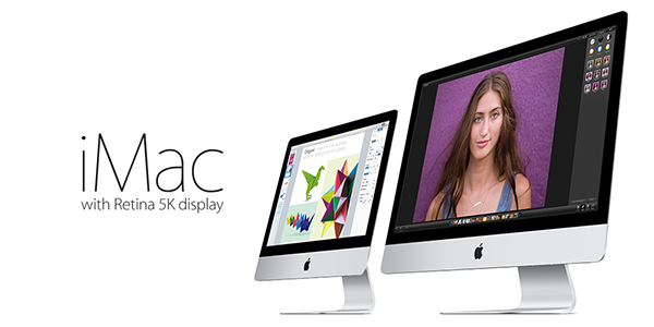 Apple iMac with Retina 5K display officially announced