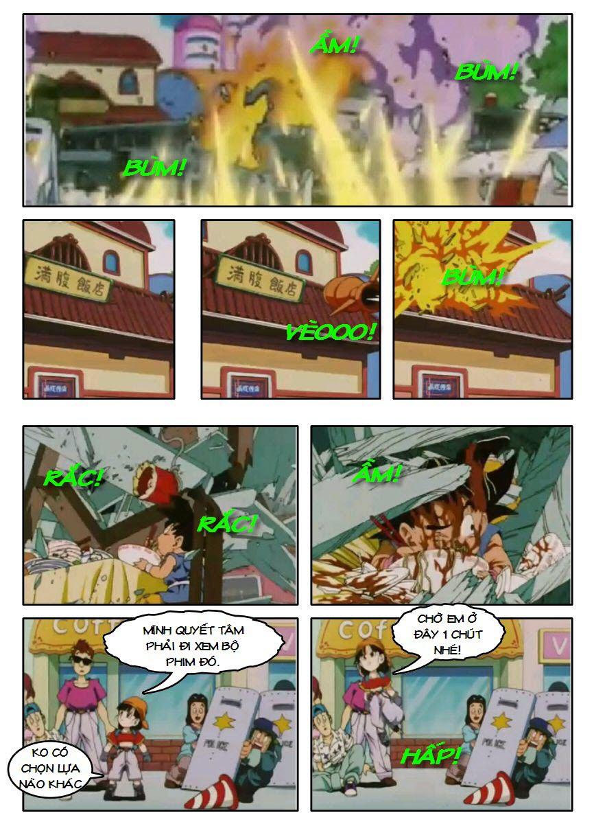 Dragon Ball GT chap 3 - Trang 7
