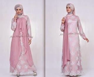 Gambar Baju Muslim Yang Lagi Trend