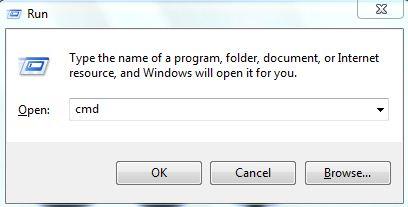 Tutorial cara melihat mac address laptop dan komputer, Berikut ini adalah tutorialnya: