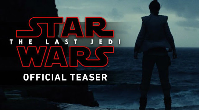 Star Wars - The Last Jedi Trailer