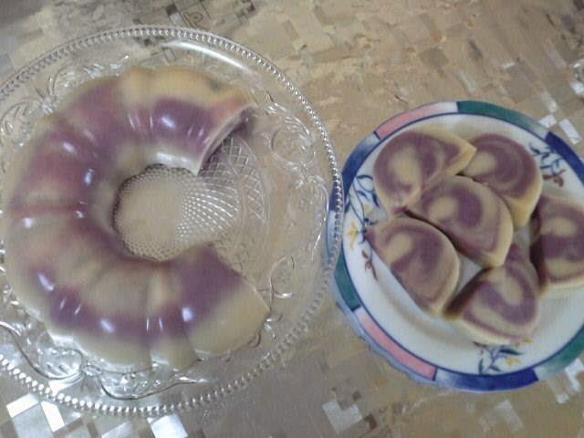 Resep Puding Agar-Agar Roti Tawar Enak Sederhana