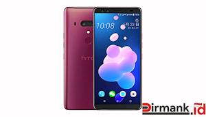 Harga HTC U12 Plus dan Spesifikasi Lengkap 2018