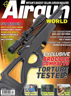 Airgun World Edisi Juli 2015