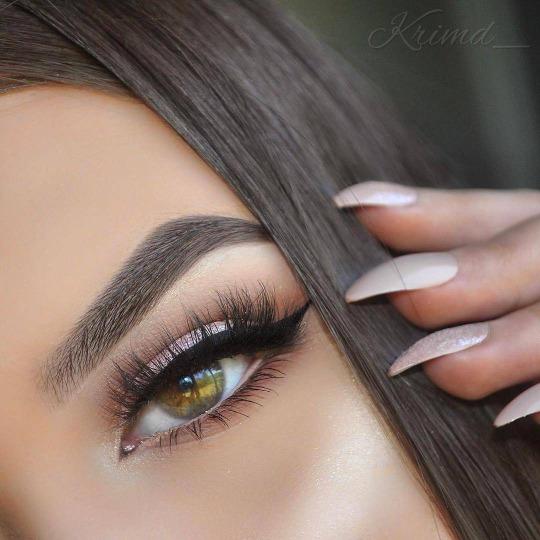 4 Eyes makeup