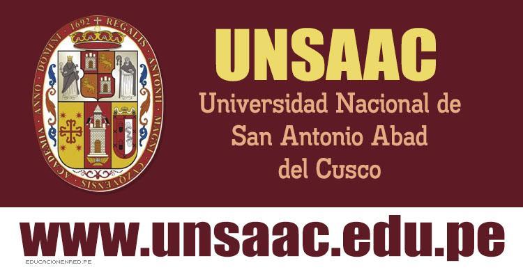 Resultados UNSAAC 2017 (26 Febrero) Examen Admisión Modalidad Dirimencia Universidad Nacional de San Antonio Abad del Cusco - www.unsaac.edu.pe