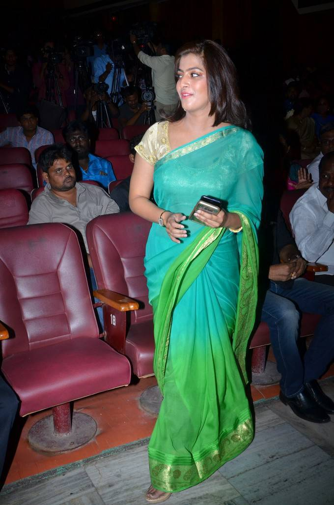 Varalaxmi Sarathkumar At Poor Students Scholarship Donation Event Gallery