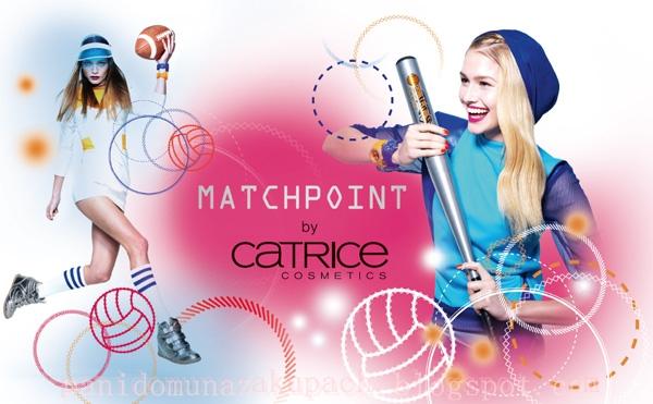 MATCHPOINT by Catrice ( edycja limitowana )