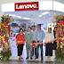 Lenovo open its 20th Concept Store in the country.