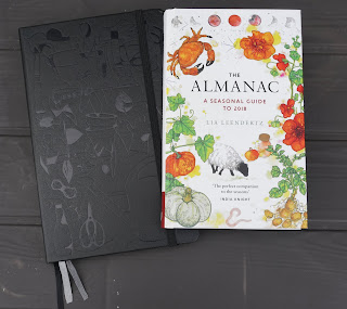 Moleskine Passions Gardening Journal and 'The Almanac' - Carrie Gault 2018